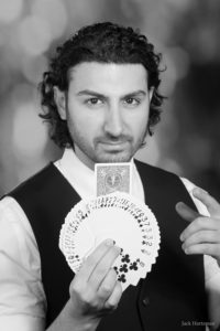 Strolling Magic performed by DC's own Kourosh Taie